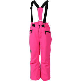 Color Kids Sanglo Padded Ski Pants Kinder candy pink